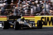 Historie: Die besten Bilder des Frankreich GPs - Formel 1 1986, Verschiedenes, Bild: Sutton