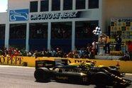 Ayrton Sennas Karriere in Bildern - Formel 1 1986, Verschiedenes, Bild: Sutton