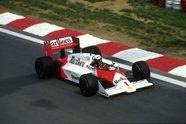 Belgien 1987 - Formel 1 1987, Belgien GP, Spa-Francorchamps, Bild: Sutton