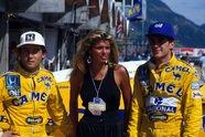 Ayrton Sennas Karriere in Bildern - Formel 1 1987, Verschiedenes, Bild: Sutton