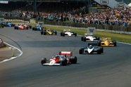 England 1987 - Formel 1 1987, Großbritannien GP, Silverstone, Bild: Sutton
