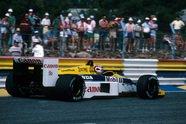 Frankreich 1987 - Formel 1 1987, Frankreich GP, Le Castellet, Bild: Sutton