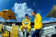 60. Geburtstag: Ayrton Sennas Karriere in Bildern - Formel 1 1987, Verschiedenes, Bild: Sutton
