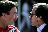 Nigel Mansell: 60 Jahre - 60 Bilder - Formel 1 1987, Verschiedenes, Bild: Sutton