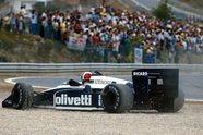 Erinnerungen an Andrea de Cesaris - Formel 1 1987, Verschiedenes, Bild: Sutton