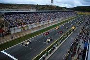 Spanien 1987 - Formel 1 1987, Spanien GP, Jerez de la Frontera, Bild: Sutton