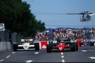 Ferrari in der Formel 1 - Formel 1 1987, Verschiedenes, Bild: Sutton