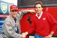 Ferrari in der Formel 1 - Formel 1 1988, Verschiedenes, Bild: Sutton