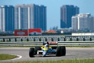 Brasilien 1989 - Formel 1 1989, Brasilien GP, Jacarepagua, Bild: Sutton
