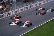 England 1989 - Formel 1 1989, Großbritannien GP, Silverstone, Bild: Sutton