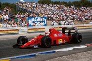 Frankreich 1989 - Formel 1 1989, Frankreich GP, Le Castellet, Bild: Sutton