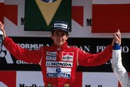 60. Geburtstag: Ayrton Sennas Karriere in Bildern - Formel 1 1989, Verschiedenes, Bild: Sutton