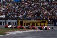 Mexiko 1989 - Formel 1 1989, Mexiko GP, Mexico City, Bild: Sutton