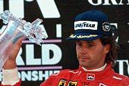 Formel-1-Kappen im Wandel der Zeit - Formel 1 1989, Verschiedenes, Bild: Sutton