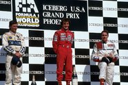 USA 1989 - Formel 1 1989, USA GP, Phoenix, Arizona, Bild: Sutton