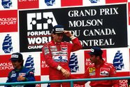 Kanada 1990 - Formel 1 1990, Kanada GP, Montreal, Bild: Sutton