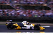 England 1990 - Formel 1 1990, Großbritannien GP, Silverstone, Bild: Sutton