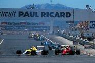 Historie: Die besten Bilder des Frankreich GPs - Formel 1 1990, Verschiedenes, Bild: Sutton