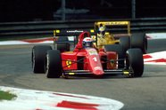 Italien 1990 - Formel 1 1990, Italien GP, Monza, Bild: Sutton