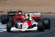 McLaren in der Formel 1 - Formel 1 1990, Verschiedenes, Bild: Sutton