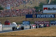 Ungarn 1990 - Formel 1 1990, Ungarn GP, Budapest, Bild: Sutton