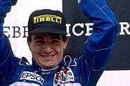 Formel-1-Kappen im Wandel der Zeit - Formel 1 1990, Verschiedenes, Bild: Sutton