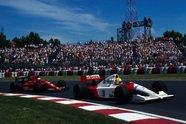Ayrton Sennas Karriere in Bildern - Formel 1 1991, Verschiedenes, Bild: Sutton