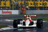 McLaren in der Formel 1 - Formel 1 1991, Verschiedenes, Bild: Sutton