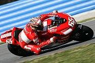 Barcelona-Testfahrten ab dem 03.03.2006 - MotoGP 2006, Verschiedenes, Bild: Ducati