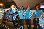 Barcelona-Testfahrten ab dem 03.03.2006 - MotoGP 2006, Verschiedenes, Bild: Suzuki
