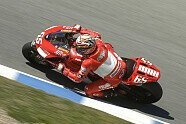 Jerez-Testfahrten ab dem 10.03.2006 - MotoGP 2006, Testfahrten, Bild: Ducati