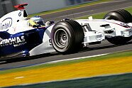 Samstag - Formel 1 2006, Australien GP, Melbourne, Bild: Sutton