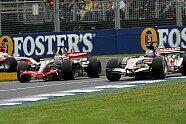 Sonntag - Formel 1 2006, Australien GP, Melbourne, Bild: Sutton
