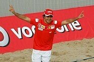 Beachsoccer - Formel 1 2006, Spanien GP, Barcelona, Bild: Sutton