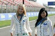 Girls - Formel 1 2006, Spanien GP, Barcelona, Bild: Sutton