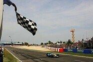 Podium - Formel 1 2006, Spanien GP, Barcelona, Bild: Sutton