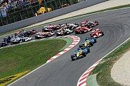 Sonntag - Formel 1 2006, Spanien GP, Barcelona, Bild: RenaultF1