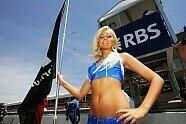 Kanada: Zeitreise mit den heißesten Girls aus Montreal - Formel 1 2006, Verschiedenes, Kanada GP, Montreal, Bild: Sutton