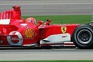 Samstag - Formel 1 2006, US GP, Indianapolis, Bild: Sutton