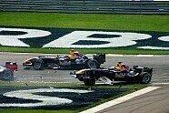 Crash - Formel 1 2006, US GP, Indianapolis, Bild: Sutton