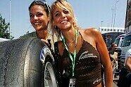 Girls - Formel 1 2006, Frankreich GP, Magny-Cours, Bild: Sutton