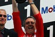 Podium - Formel 1 2006, Deutschland GP, Hockenheim, Bild: Sutton