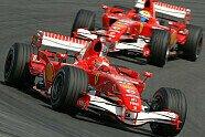 Sonntag - Formel 1 2006, Deutschland GP, Hockenheim, Bild: Vodafone