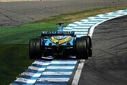Sonntag - Formel 1 2006, Deutschland GP, Hockenheim, Bild: Sutton