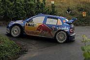 Rallye Deutschland - WRC 2006, Rallye Deutschland, Saarland, Bild: Red Bull Skoda