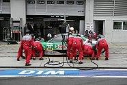 Sonntag - DTM 2006, Nürburgring, Nürburg, Bild: Audi