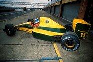 Der Name Lotus in der Formel 1 - Formel 1 1991, Verschiedenes, Bild: Sutton