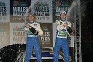Rallye Großbritannien - WRC 2006, Rallye Großbritannien, Llandudno, Bild: Sutton