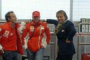 Montezemolo: Bilder seiner Karriere - Formel 1 2007, Verschiedenes, Bild: Ferrari Press Office
