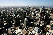 Land & Leute - Formel 1 2007, Australien GP, Melbourne, Bild: Hartley/Sutton